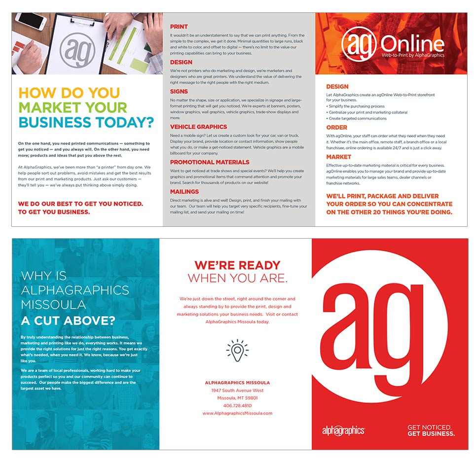 Image of Brochure Design from Mike Dreiling