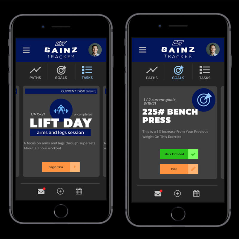Image of App Design by Mike Dreiling