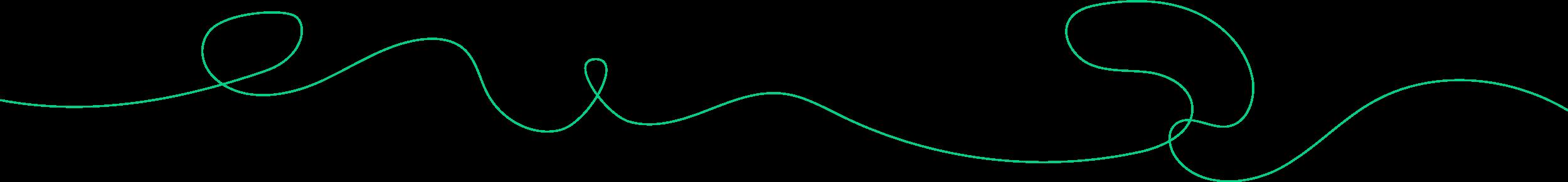 Green Line Background Image