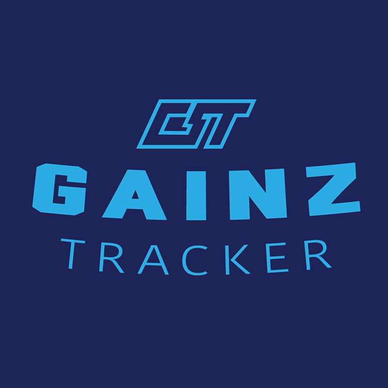 GainzTracker Logo Design by Mike Dreiling