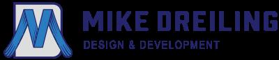 Mike Dreiling Design and Development Logo